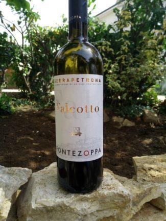 Falcotto vino rosso di Fontezoppa