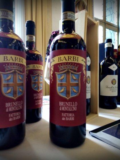 L'eleganza dei vini di Fattoria dei Barbi