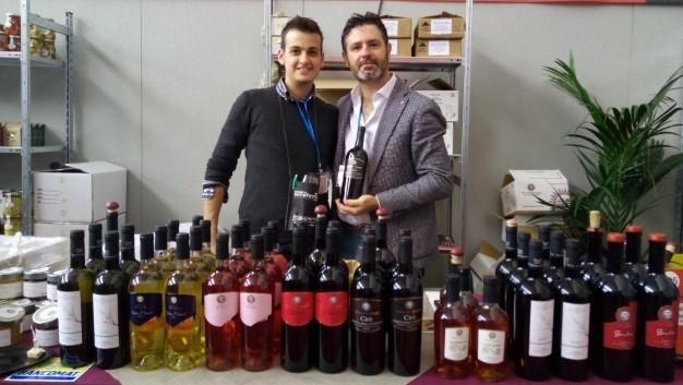 me e Pasquale Nello, Direttore commerciale per Barone di Bolaro