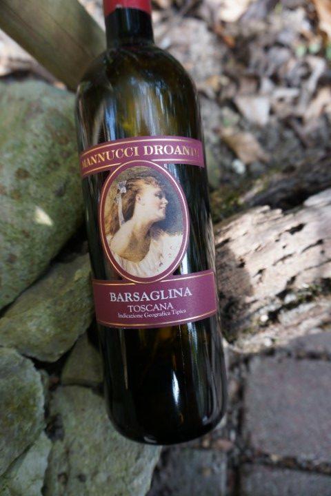 vino Barsaglina azienda Mannucci Droandi