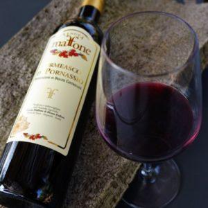 Ormeasco di Pornassio DOC vino rosso azienda Tenuta Maffone