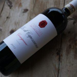 vino rosso Villa di Capezzana 2015 Tenuta di Capezzana