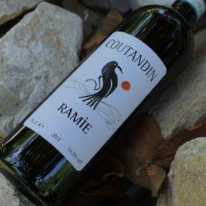 Ramié vino rosso Pinerolese DOC Daniele Coutandin