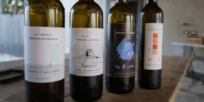 vini azienda Tenuta La Favola