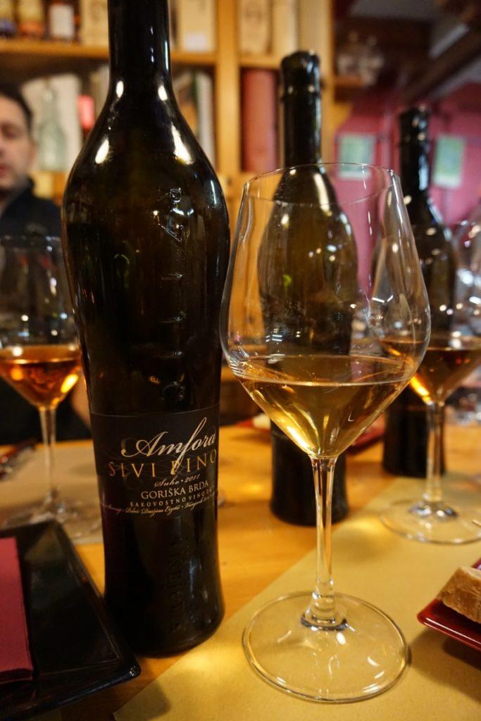 Sivi Pinot 2011 azienda Erzetič