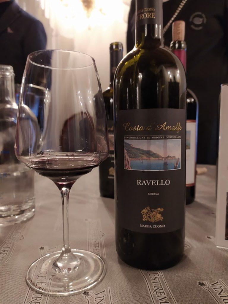 Ravello rosso Riserva Marisa Cuomo