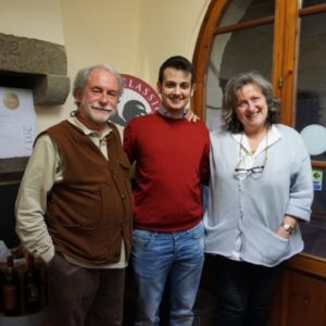 Ricordi dai Colli Aretini: l'azienda Mannucci Droandi