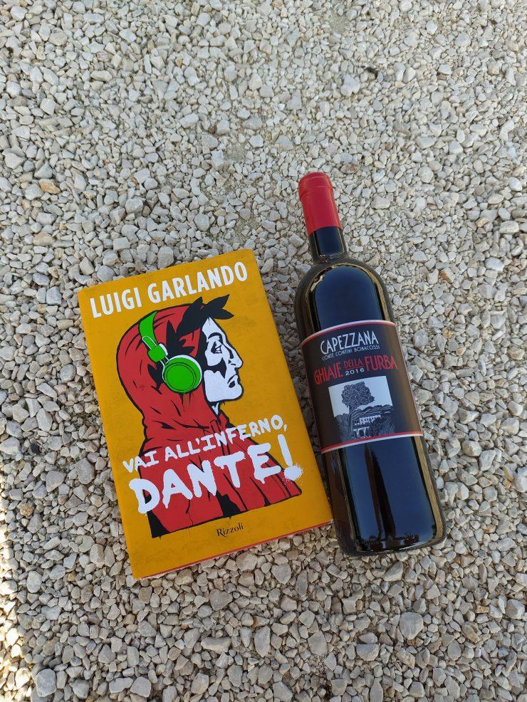 Vai all'Inferno Dante Luigi Garlando, Ghiaie della Furba Capezzana