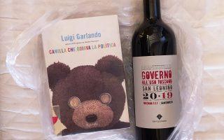 Abbinamenti libro-vino